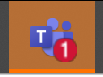 Taskbar notification